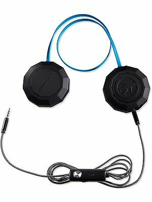 Outdoor Technology Black Chips - Universal Wired Helmet Speakers