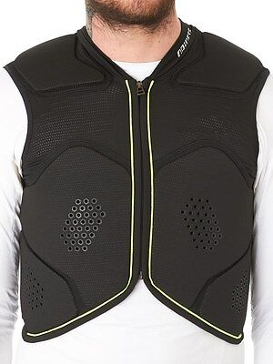 Dainese Black - White 2016 Rhyolite MTB Protection Vest