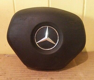 Mercedes C Class W204 Steering Wheel Airbag Amg Sport 2012 Genuine - W212 W172