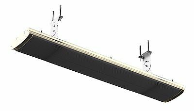 Radiant infrared Heater 1.8KW-3.2KW Patio/space wall/ceiling Thermostat Option