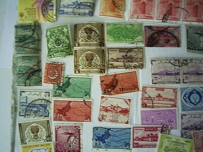 Pakistan Used Stamps In Fair To Fine Condition