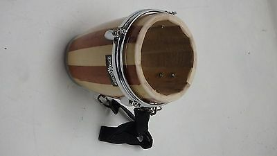 """7.5"""" Wooden Conga with Strap - INCOMPLETE - RRP £29.99"""