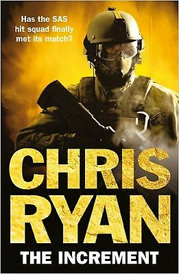 The Increment by Chris Ryan, Book, New (Paperback)
