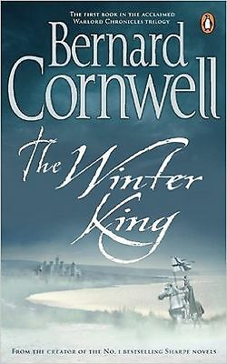 The Winter King, Bernard Cornwell, Book, New, Paperback