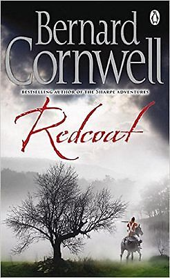 Redcoat, Bernard Cornwell, Book, New, Paperback