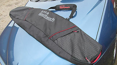 westbeach snowboard bag pockets ziped VERY GOOD COND