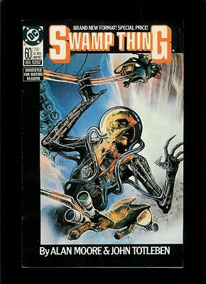 Swamp Thing # 60 (DC, 1987, FN) Flat Rate Combined Shipping!