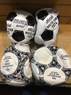 ADIDAS Official World Cup score  footballs-FIFA Approved-Size5(lot of 4 balls)..