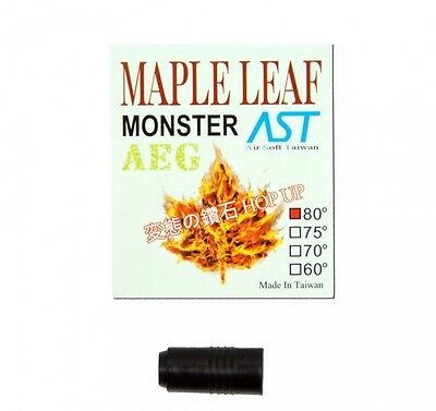 Maple Leaf Monster AEG 80 Degree Hop Up Bucking Rubber Airsoft