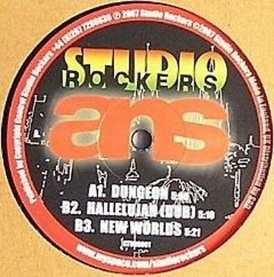 Ans Dungeon Vinyl Single 12inch NEAR MINT Studio Rockers