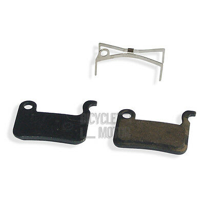 Disc Brake Pads Resin Fit Shimano M765 M800 M601 M665 M585 M535 M545 1Pair