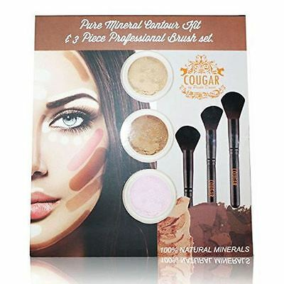 Cougar By Paula Pure Mineral Contour Kit