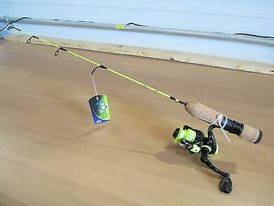 No. 8 SONIC COR rod and reel combo   20 inch ultra light action