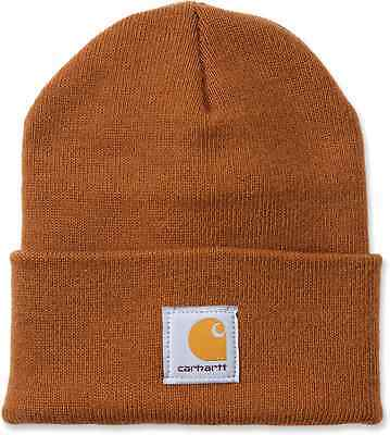Carhartt Beanie A18 Watch Hat, Knit cap  21 Colours One Size Stretchable Beanie