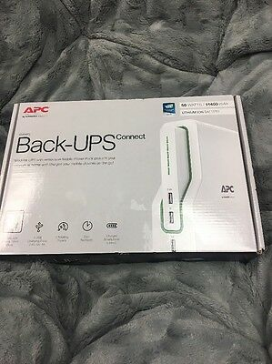 APC BACK-UPS CONNECT  50W, 120V, Lithium Ion, Network Backup Brand New-BGE50ML
