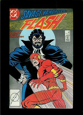 Flash # 14 (DC, 1988, VF) Flat Rate Combined Shipping!
