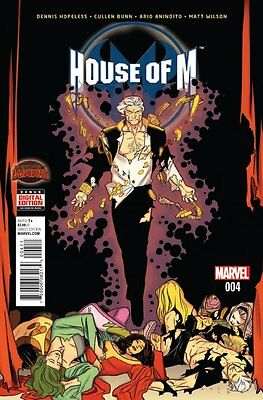 House Of M Issue #4 (Marvel) Comic!