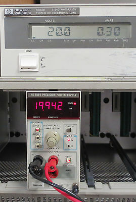 Tektronix PS5004 Precision Power Supply - Load Tested