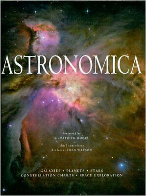 Astronomica by Professor Fred Watson Hardback Book The Cheap Fast Free Post