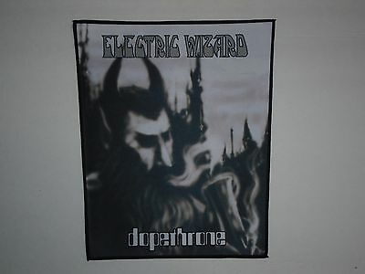 Electric Wizard Dopethrone Sublimated Back Patch