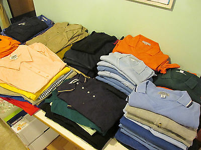 NWOT Lot of 96 Shirts Wholesale Clothes Lot Thrift Bulk Store Surplus Inventory