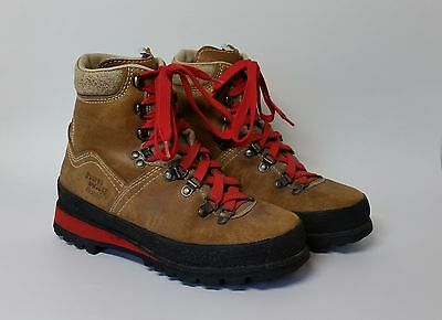 HanWag Rocky Hiking Backpacking Boots Germany  Womens 6  Mens 4.5  UK 4