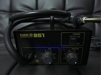 1 PC Used Hakko 851 110V SMD ESD Hot Air Rework Station In Good Condition UK