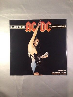 AC/DC Shake Your Foundations Stand Up Jailbreak-13:21 (lLive In Dallas