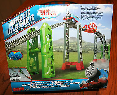 Thomas & Friends Track Master Gordon's Hill Expansion Pack Brand NEW 57 pcs