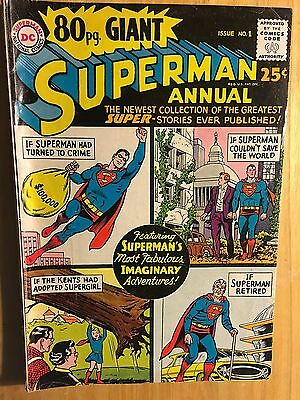 80 Page Giant Superman Annual #1