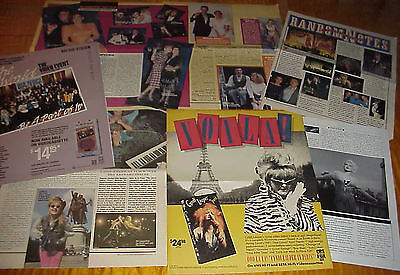 Cyndi Lauper Clippings #1 #060416