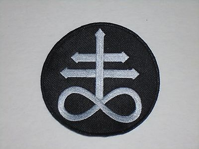 Lucifer Sigil Embroidered Patch