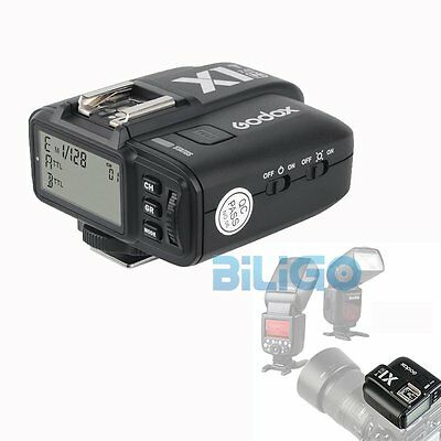 【AU】Godox X1T-N 2.4G TTL Wireless Flash Trigger Transmitter For Nikon Camera