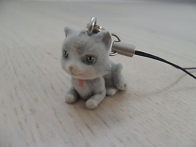 Cute Cat Keyring/Toy for Girls