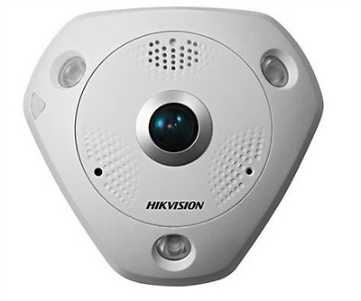 Nuovo Hikvision Ds-2Cd6362F-Ivs Ds-2Cd6362F-Ivs Ip Fisheye Out Ds-2Cd6362F-Ivs