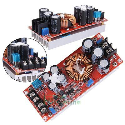 1200W DC-DC Boost Converter Power Supply Adapter Transfer Step up Shield Module
