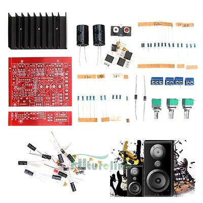 2X18W 3CH DIY Kit TDA2030 Stereo Audio Power Amplifier Board 2 Channel Subwoofer