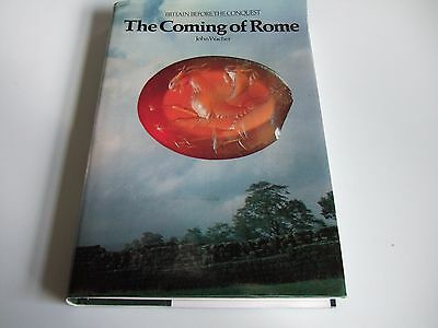 The Coming of Rome Hardback by John Watcher 1979