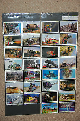 Castella , Imperial Tobacco, In Search of Steam, 30 cards,1992
