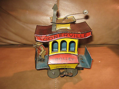 Toonerville Trolley Fontaine Fox Copyright 1922