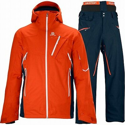 Salomon Foresight 3L Ski Jacket with matching pant - Mens in size S (small)