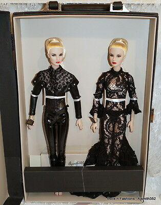 Sister Moguls Agnes Von Weiss & Giselle Diefendor Dressed Duo Doll Gift Set #079