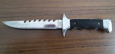 Vintage Hand Made Small Knife * Stainless Steel * Used