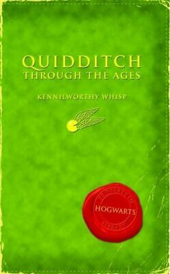 Quidditch through the ages by J.K. Rowling (Paperback)