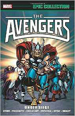 Avengers Epic Collection: Under Siege (Epic Collection: Avengers) (Epic Collecti