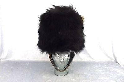 British Military Guards 20th Century Busby Bearskin Hat