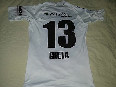 FC LOCARNO football shirt jersey trikot ~13 GRETA~ Switzerland