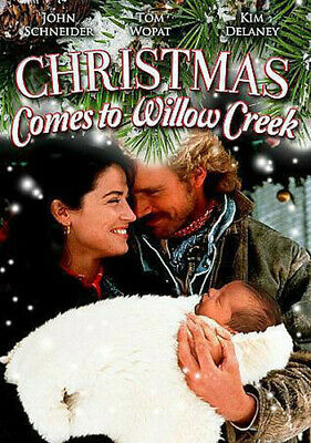 Christmas Comes to Willow Creek [New DVD]