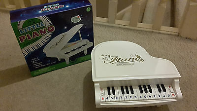 Little Educational Piano, Music Keyboard Game Toy Kids Musical, Boys Girls Gift