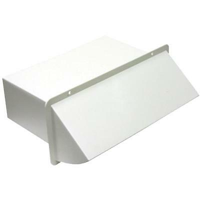 """Lambro Ind. 10""""wht Wall Cap with Damper 117W"""
